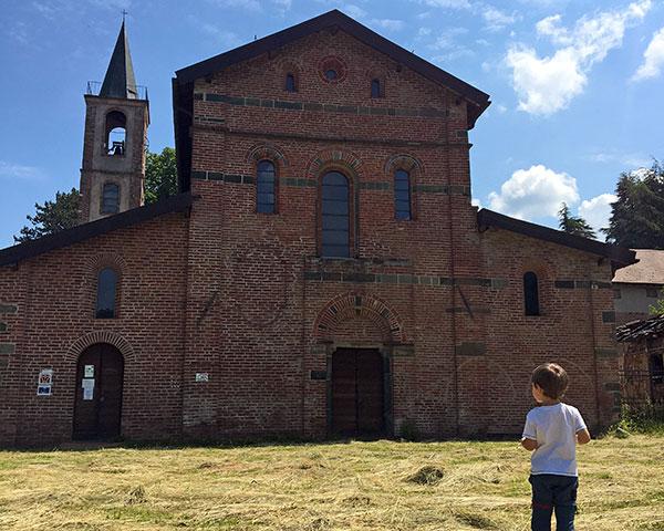 chiesa bambino