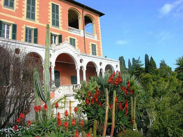 villa hanbury giardini botanici