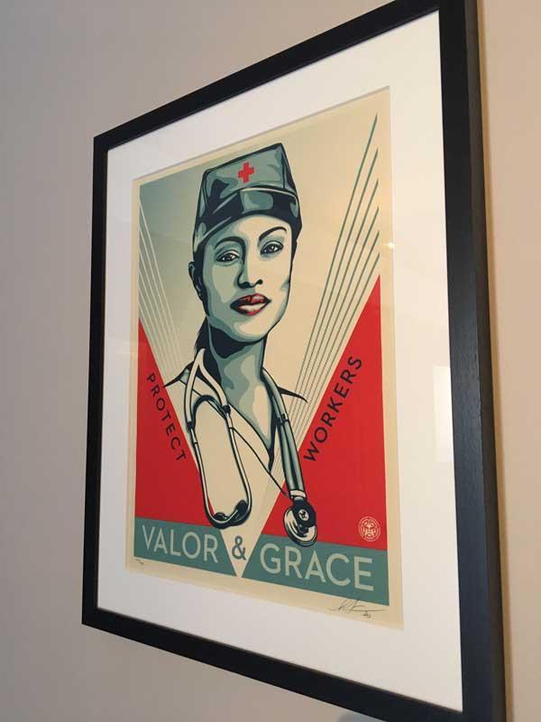obey valor & grace
