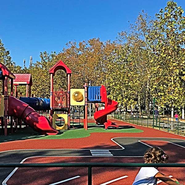 parco dell'acquasola giochi