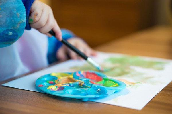 corsi bambini genova creatività