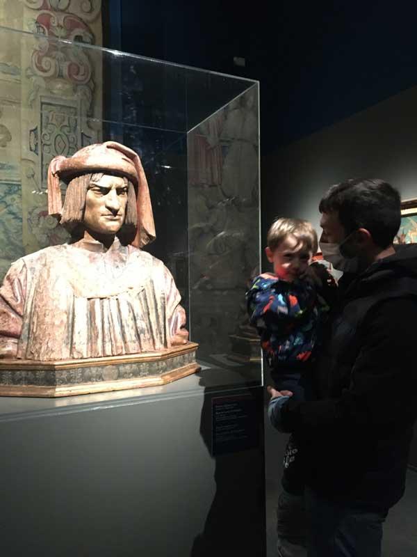 busto Lorenzo il Magnifico