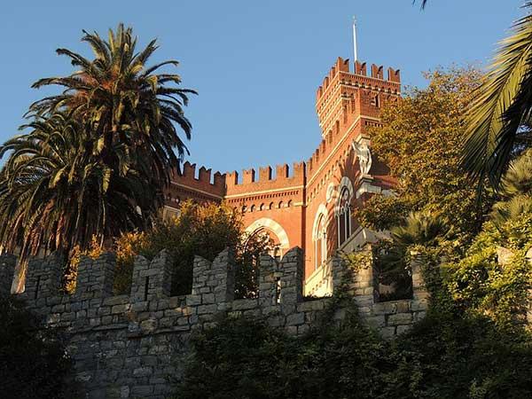 castello d'albertis liguria