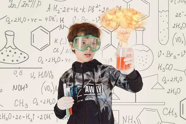 bambino scienza 2020 genova