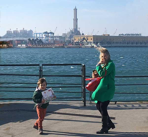 Visita alla Lanterna di Genova