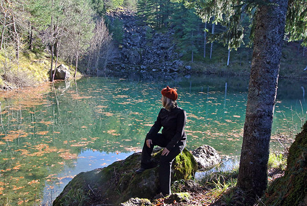 Lago delle Lame e Cascata di Ravezza: gita in Val D'Aveto