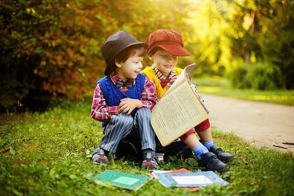 bambini libro rodari liguria
