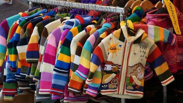 vestiti usati bambini