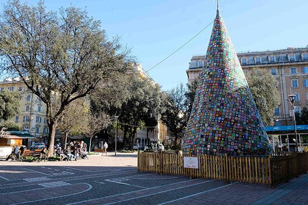 albero Natale Genova