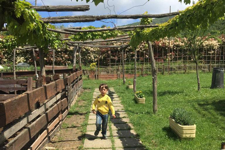 fattoria didattica il ciliegio genova