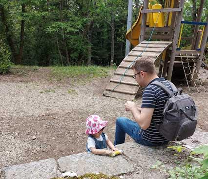 parco giochi del bosco delle fate