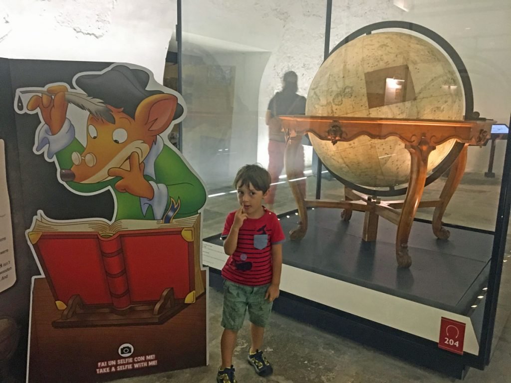 Galata Museo del Mare: nel passato di Genova