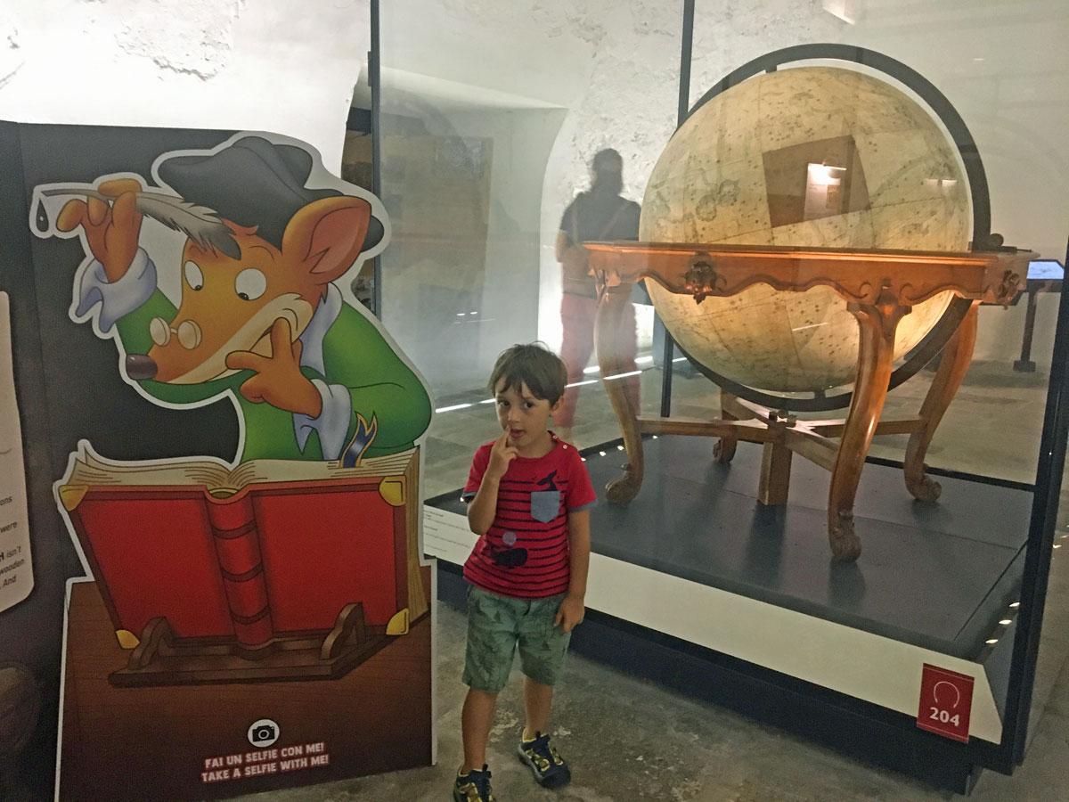 bambino museo mare genova
